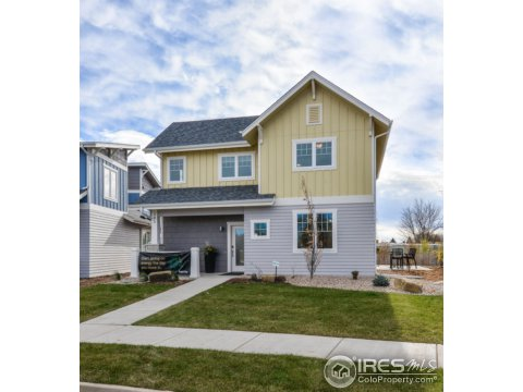 314 Urban Prairie St, Fort Collins CO 80524