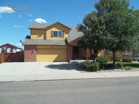 2318 72nd Ave Ct, Greeley CO 80634