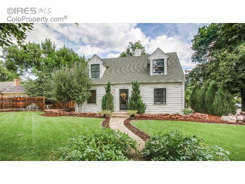 1100 W Mulberry St, Fort Collins CO 80521