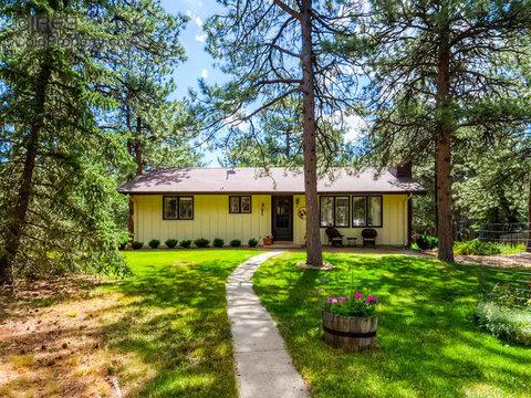 582 Mountain Meadows Rd, Boulder CO 80302