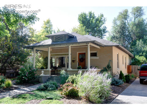 1119 W Mountain Ave, Fort Collins CO 80521