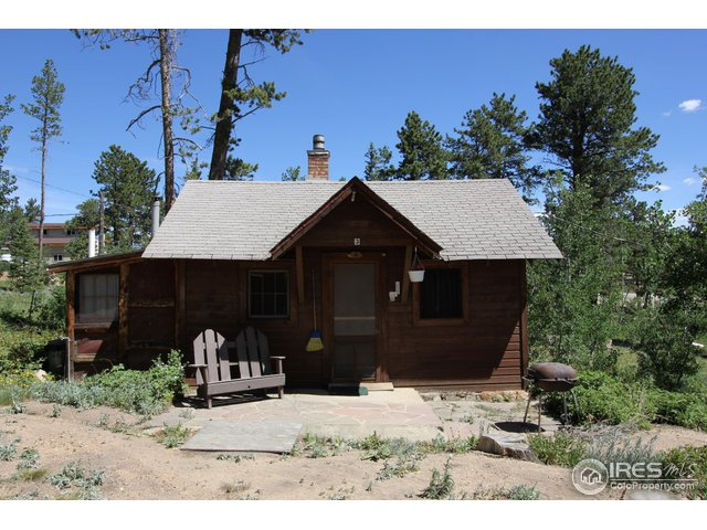60 County Road 90 Allenspark, CO 80510 - MLS #: 801525