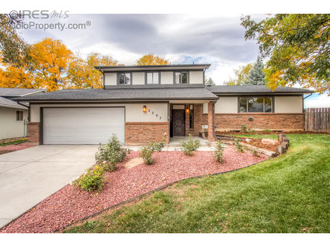 2207 Rambouillet Dr, Fort Collins CO 80526