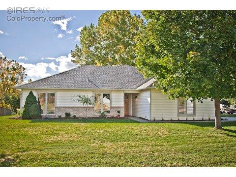 2429 Ridgecrest Rd, Fort Collins CO 80524