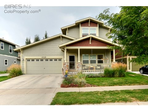 2315 Bellwether Ln, Fort Collins CO 80521