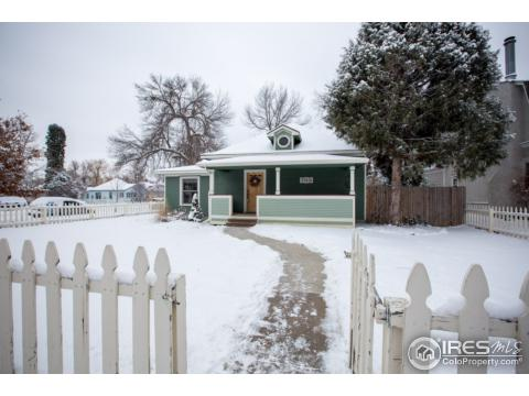 703 W Mountain Ave, Fort Collins CO 80521
