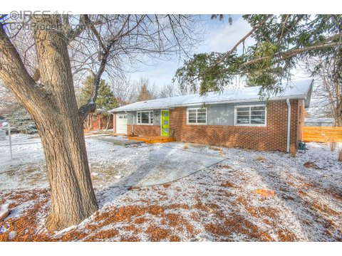 1312 E Pitkin St, Fort Collins CO 80524