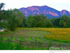 1498, Marshall, Boulder