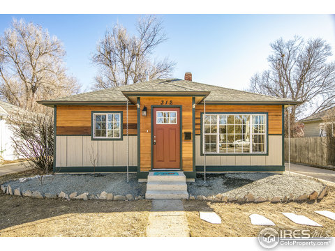 312 Park St, Fort Collins CO 80521
