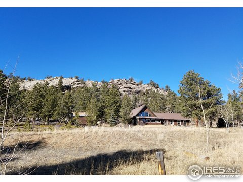 106 Elk Valley Rd, Red Feather Lakes CO 80545