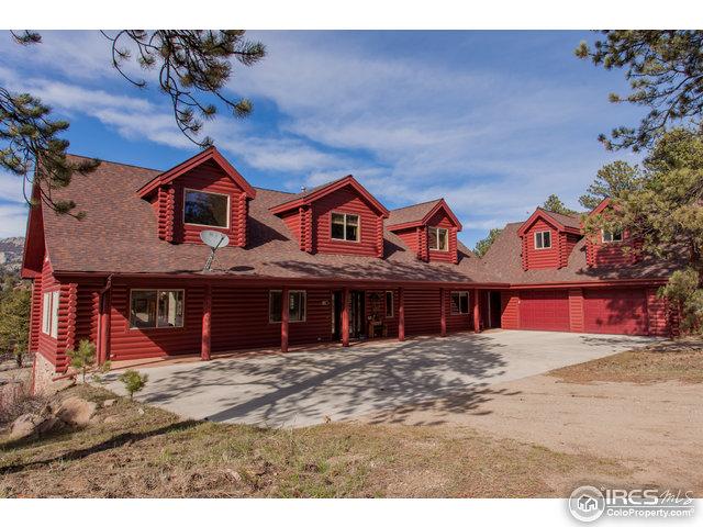 907 Prospect Park Dr Estes Park, CO 80517 - MLS #: 816181