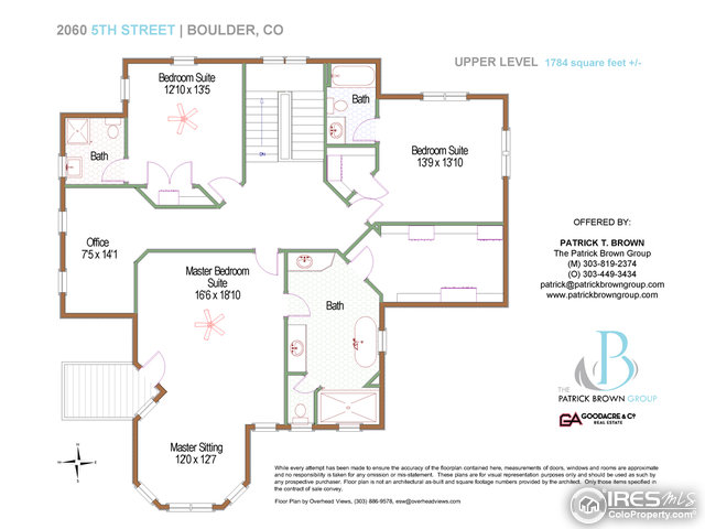 2060 5th St Boulder, CO 80302 - MLS #: 816974