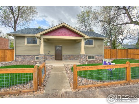 417 Maple St, Fort Collins CO 80521