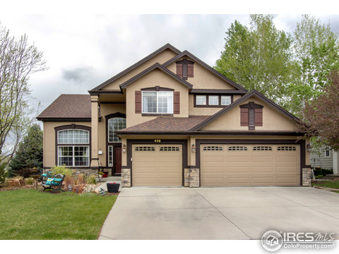 438 Huntington Hills Dr, Fort Collins CO 80525
