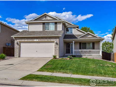 408 Peyton Dr, Fort Collins CO 80525