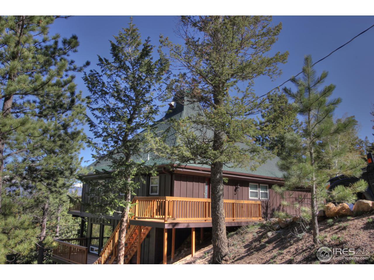 4075 Little Valley Rd, Estes Park CO 80517