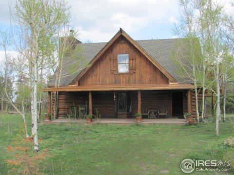 3521 Davis Ranch Rd, Bellvue CO 80512