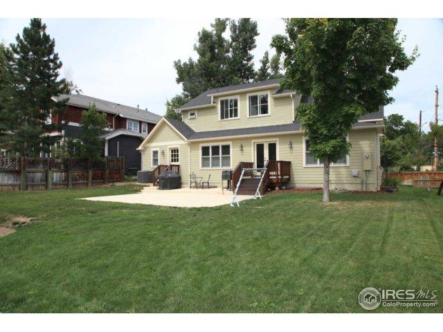 820 Hawthorn Ave Boulder, CO 80304 - MLS #: 821541