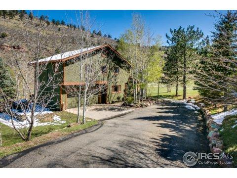 7106 Olde Stage Rd, Boulder CO 80302