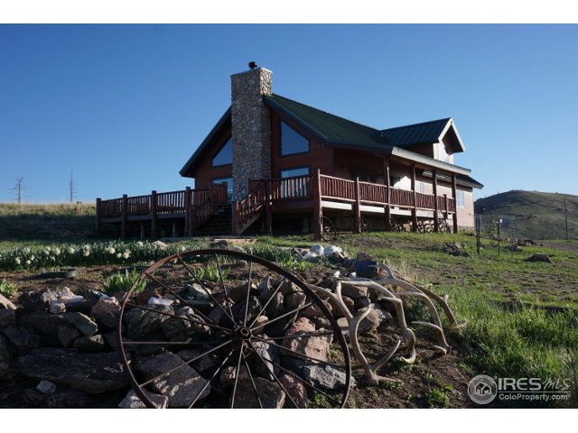 1800 Star View Dr Livermore, CO 80536 - MLS #: 817714