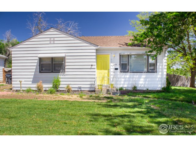 2436 16th Ave Greeley, CO 80631 - MLS #: 821743