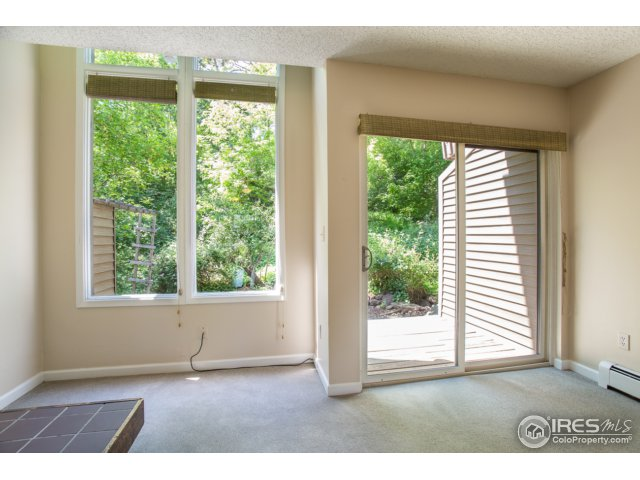 french doors to rear patio