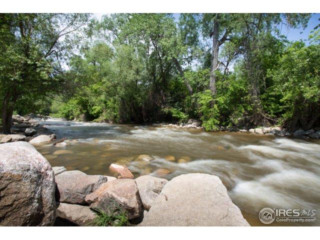 Close to Boulder Creek Path