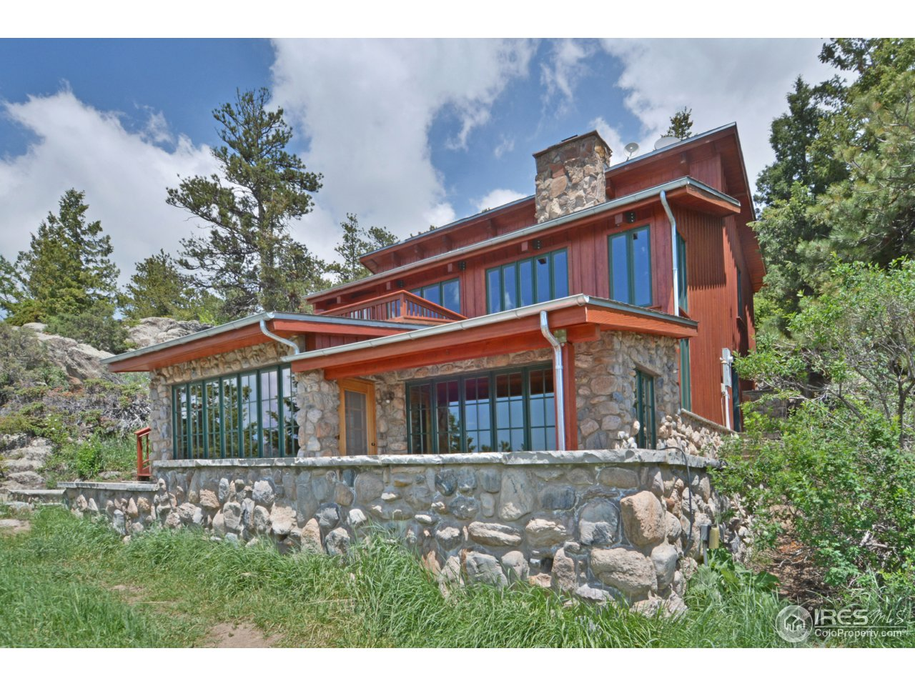 1703 Twin Sisters Rd, Nederland CO 80466