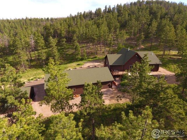 427 Wilderness Ridge Way Bellvue, CO 80512 - MLS #: 824194