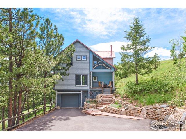 2875 Sugarloaf Rd Boulder, CO 80302 - MLS #: 824322