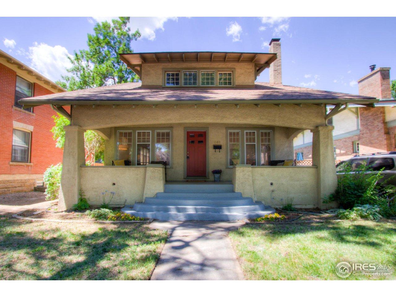 641 Remington St, Fort Collins CO 80524