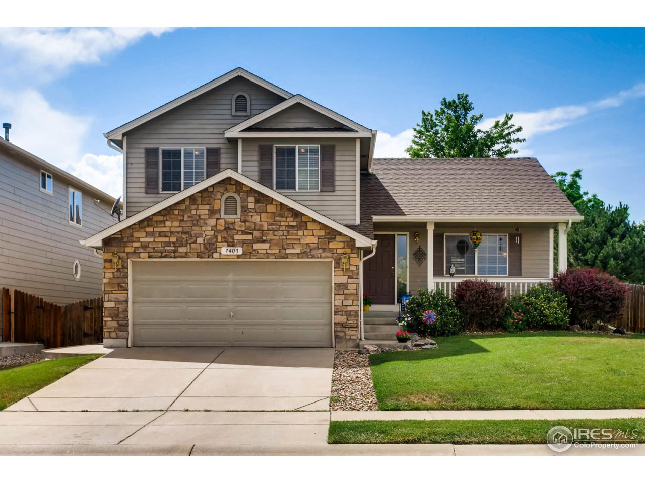 7403 Fountain Dr, Fort Collins CO 80525