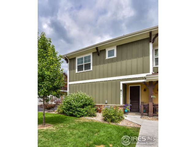 5850 Dripping Rock Ln Unit 201 Fort Collins, CO 80528 - MLS #: 824616