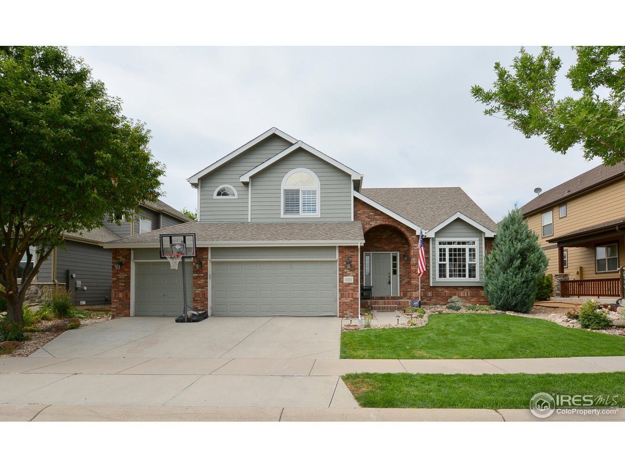 3321 Wild View Dr, Fort Collins CO 80528