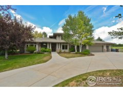 View from Driveway: 8971, Prairie Knoll, Longmont