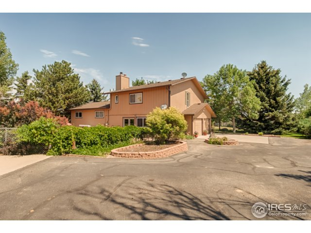 17961 Frontier Rd Mead, CO 80542 - MLS #: 826032