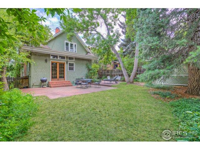 1021 10th St Boulder, CO 80302 - MLS #: 826191