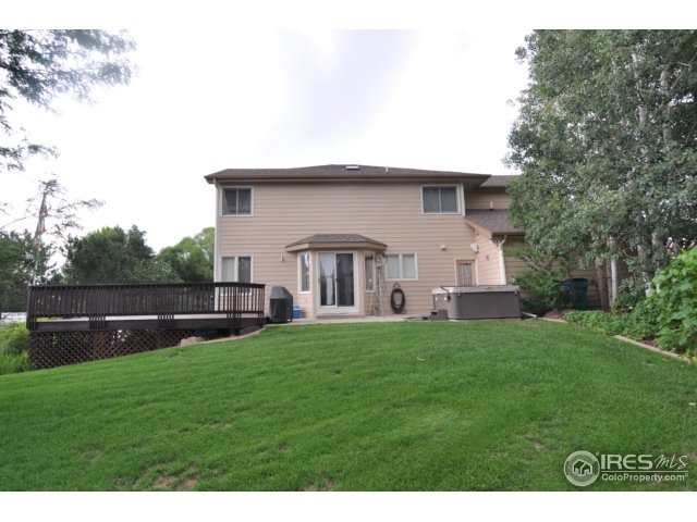 4814 Snowdrift Cir Fort Collins, CO 80528 - MLS #: 826349