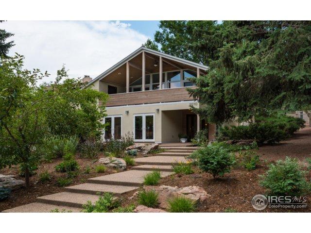 1010 Rosehill Dr Boulder, CO 80302 - MLS #: 826625