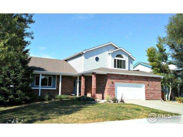 1226 Lakecrest Ct Fort Collins, CO 80526 - MLS #: 826706