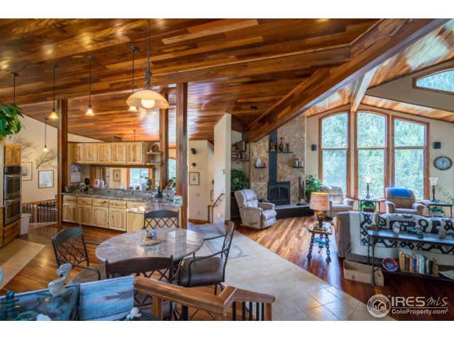 1059 Fox Creek Rd Glen Haven, CO 80532 - MLS #: 827176