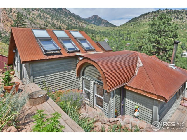 265 Eldorado Springs Dr Eldorado Springs, CO 80025 - MLS #: 826953