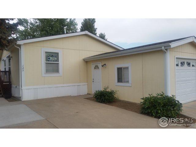 1166 Madison Ave Unit 125 Loveland, CO 80537 - MLS #: 3459