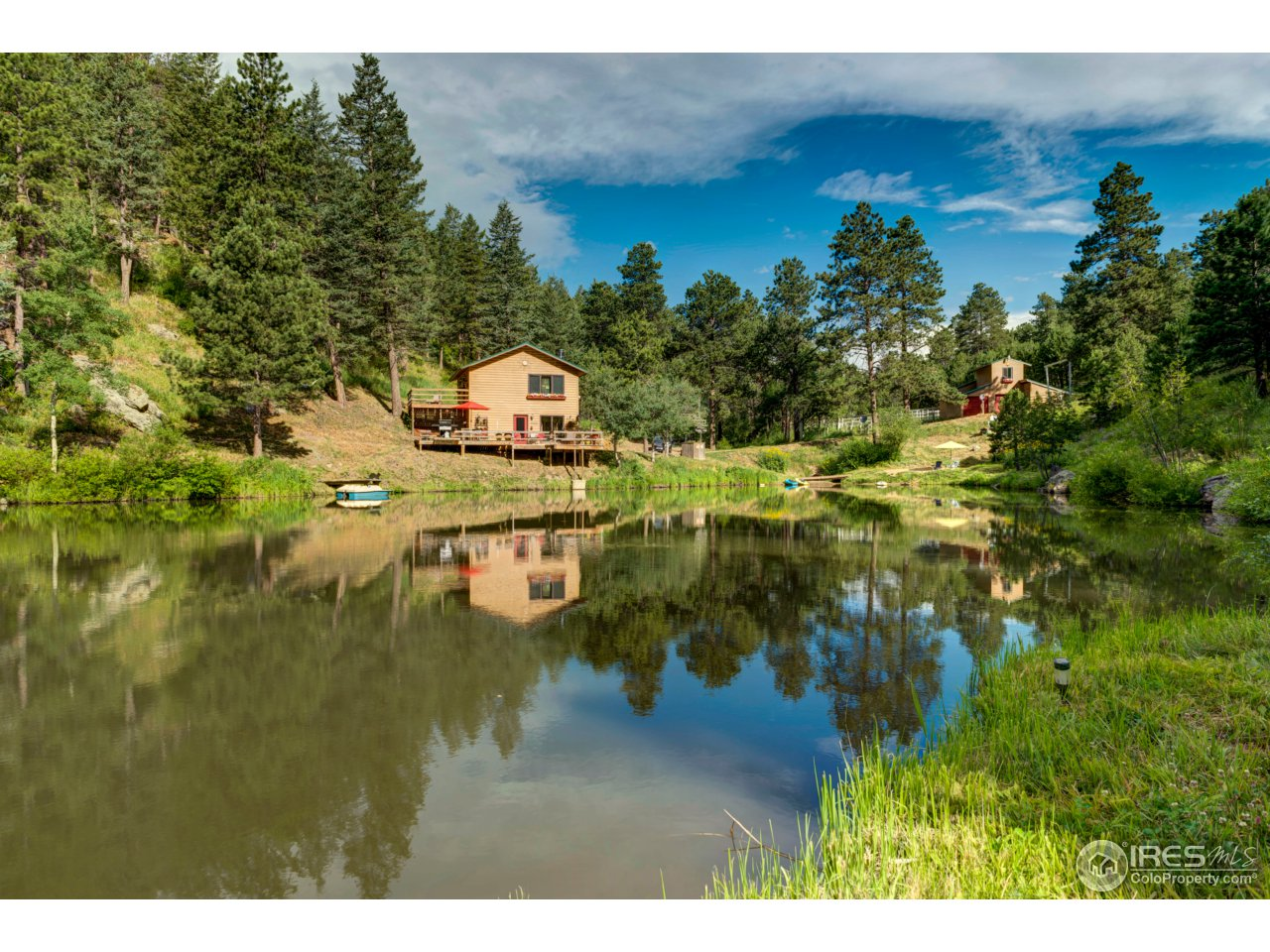 1268 Spring Valley Rd, Bellvue CO 80512
