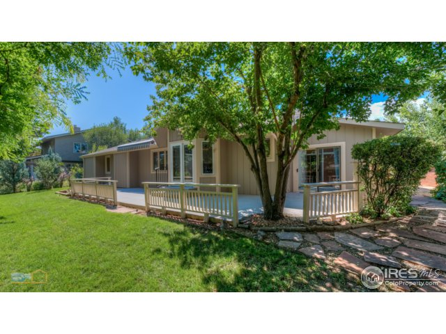 5315 Centennial Trl Boulder, CO 80303 - MLS #: 827665