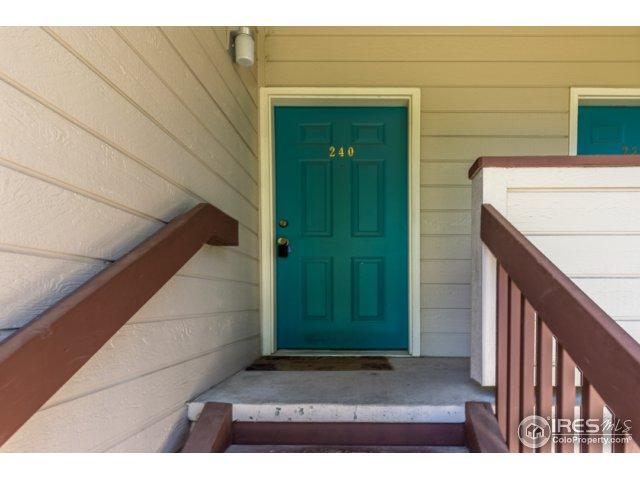 4545 Wheaton Dr Unit G240 Fort Collins, CO 80525 - MLS #: 827799