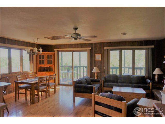 674 Tesuque Trl Red Feather Lakes, CO 80545 - MLS #: 827800