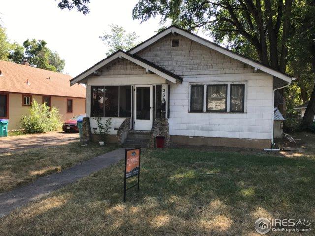 230 N Sherwood St Fort Collins, CO 80521 - MLS #: 828217