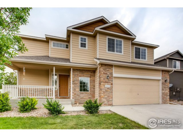 222 Alder Ave Johnstown, CO 80534 - MLS #: 828237
