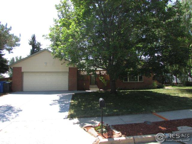 1402 W 31st St Loveland, CO 80538 - MLS #: 828320